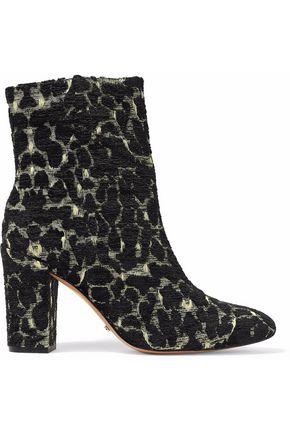 SCHUTZ Jacquard ankle boots
