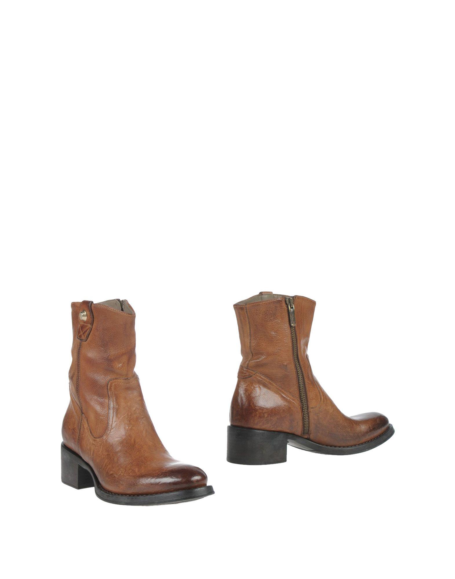 CORVARI Damen Stiefelette Farbe Braun Größe 7 jetztbilligerkaufen