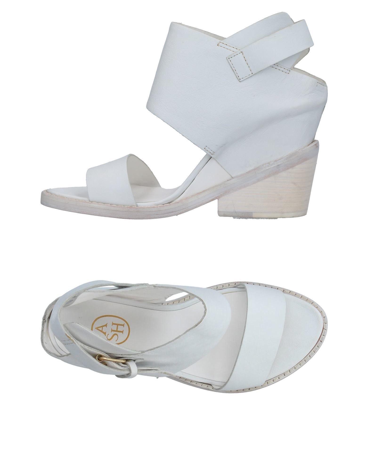 ASH Damen Sandale Farbe Weiß Größe 7 jetztbilligerkaufen