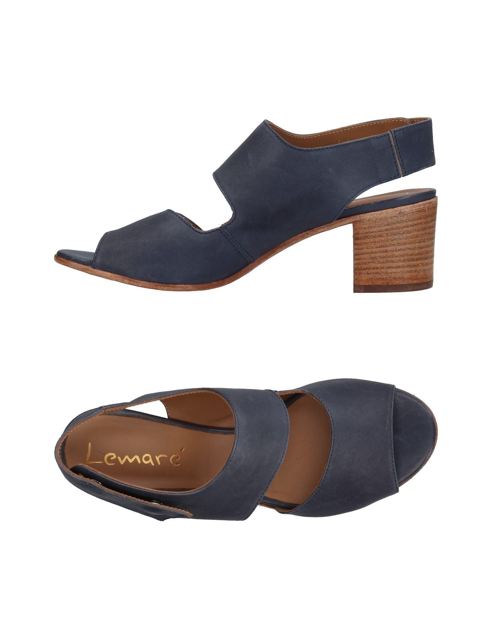 LEMARÉ Damen Sandale Farbe Taubenblau Größe 15 jetztbilligerkaufen