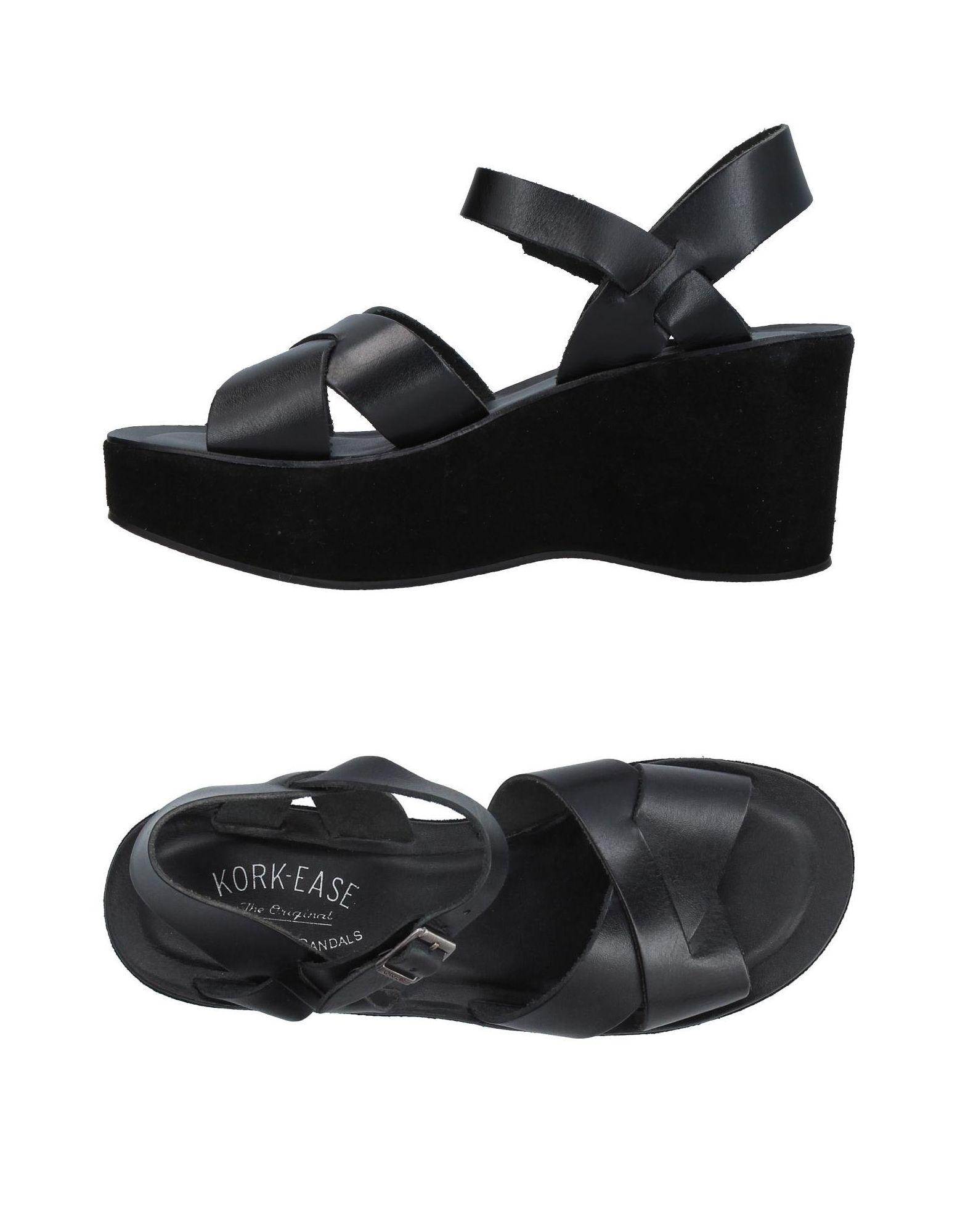 KORK-EASE Damen Sandale Farbe Schwarz Größe 15 jetztbilligerkaufen