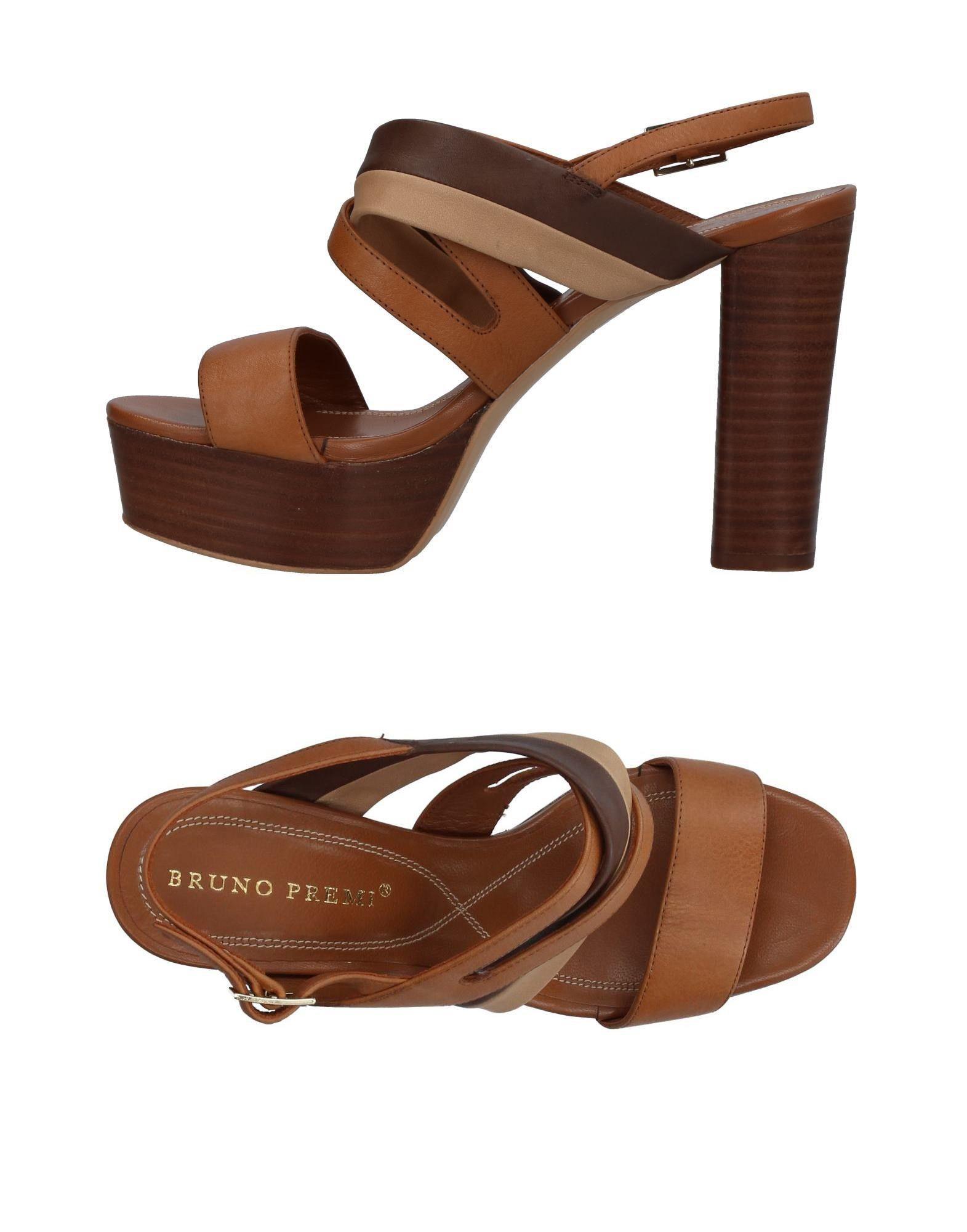 BRUNO PREMI Damen Sandale Farbe Lederfarben Größe 13 jetztbilligerkaufen