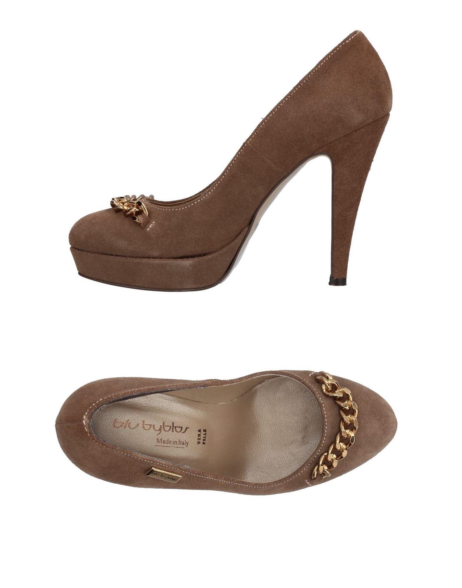 BLU BYBLOS Туфли цены онлайн