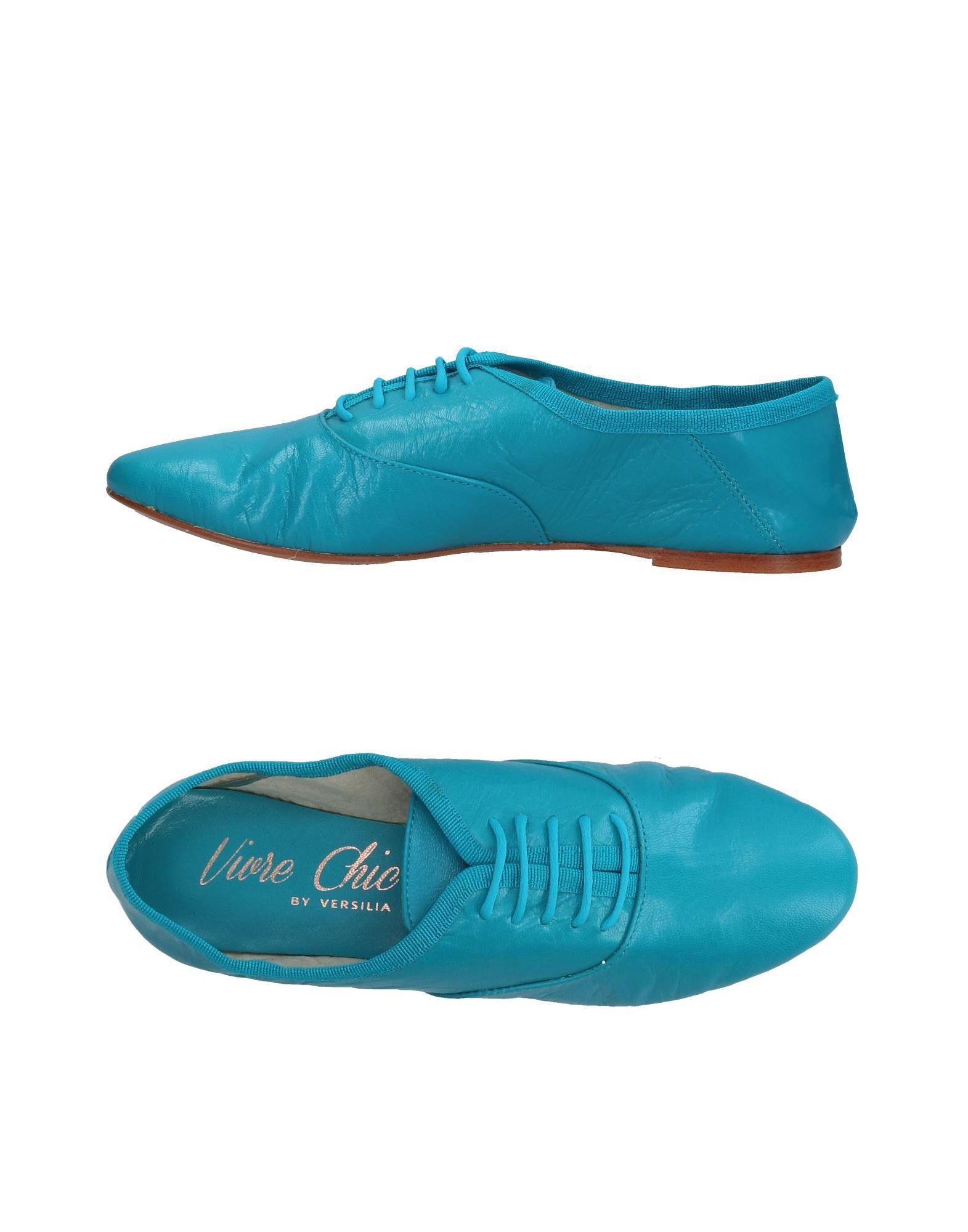 VIVERE CHIC by VERSILIA Обувь на шнурках цены онлайн