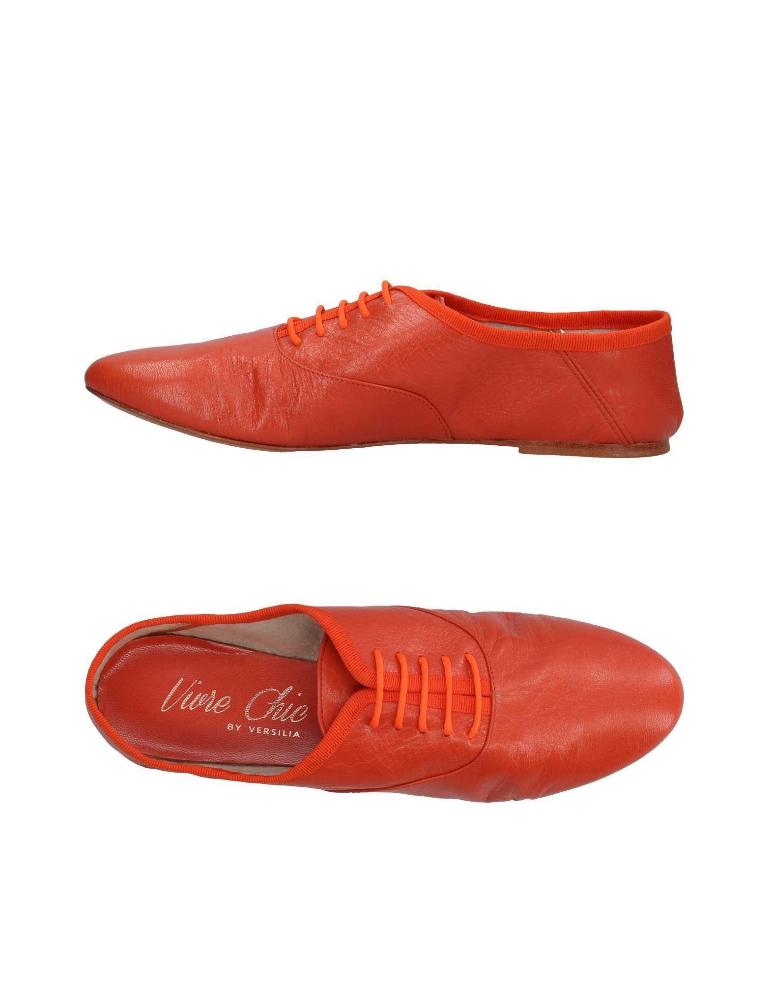 VIVERE CHIC by VERSILIA Обувь на шнурках балетки versilia туфли на каблуке