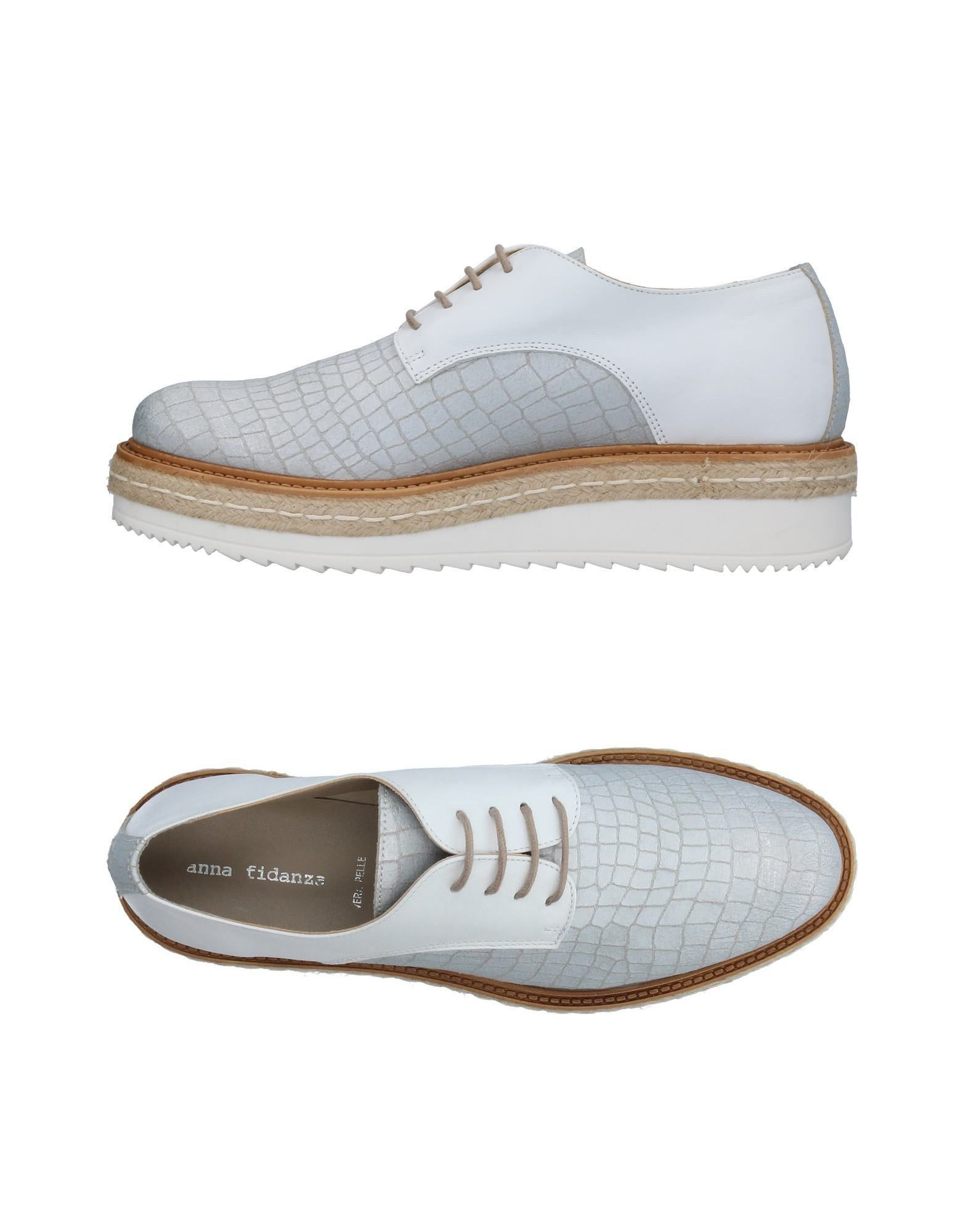купить ANNA FIDANZA Обувь на шнурках дешево