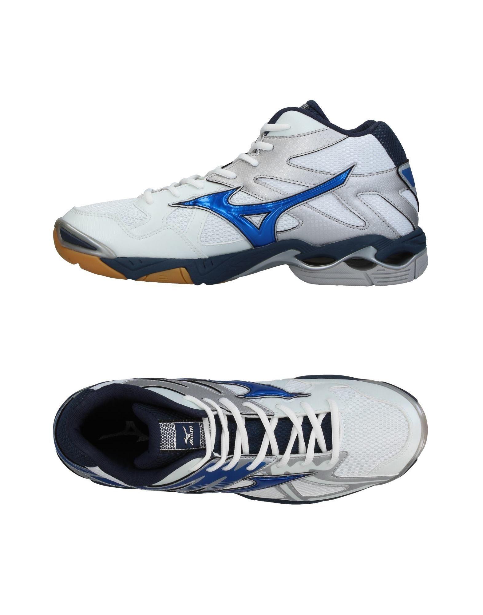 MIZUNO Высокие кеды и кроссовки кроссовки mizuno mizuno mi951amucl67