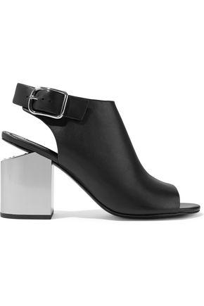 ALEXANDER WANG Leather sandals