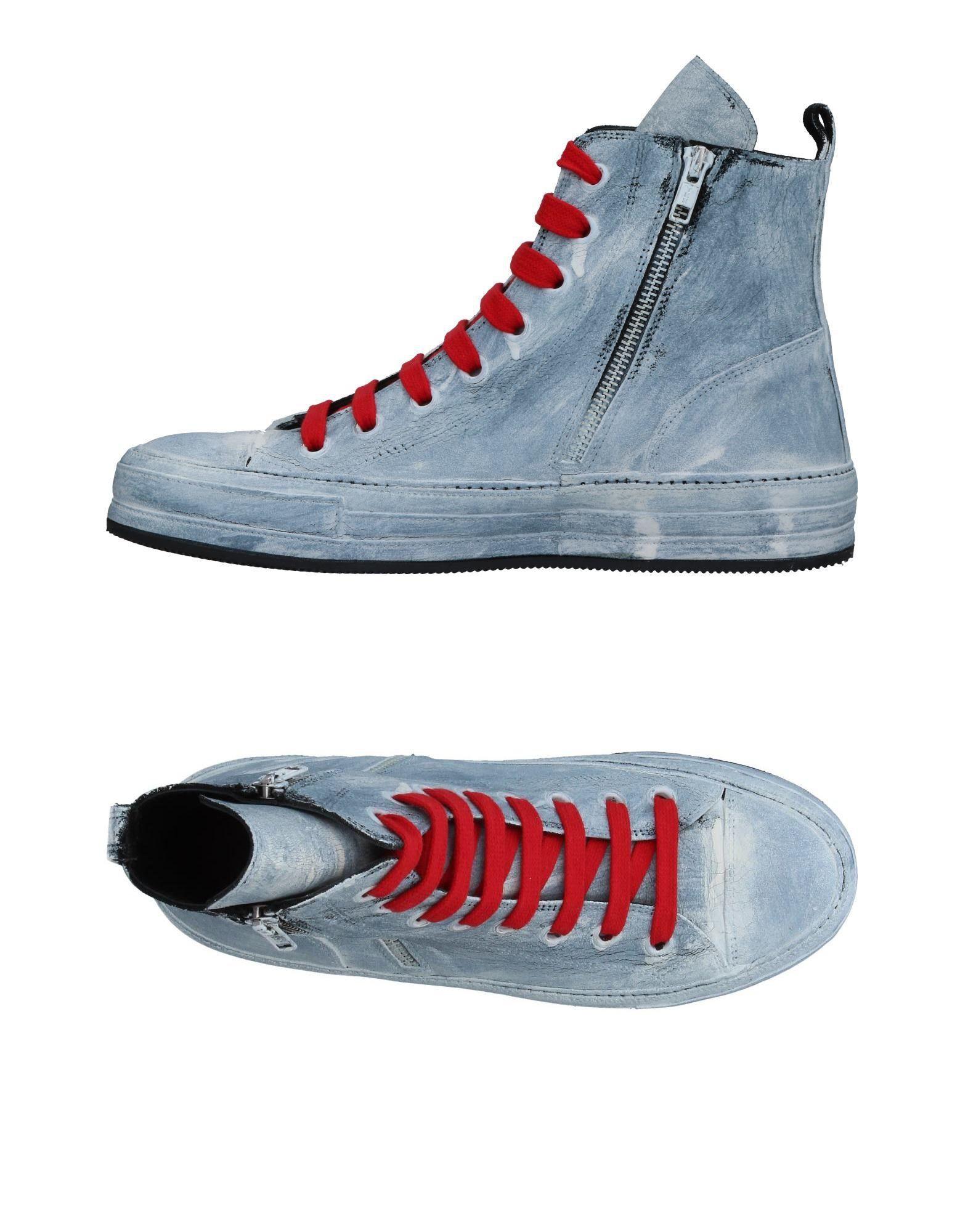 ANN DEMEULEMEESTER Высокие кеды и кроссовки ann demeulemeester низкие кеды и кроссовки