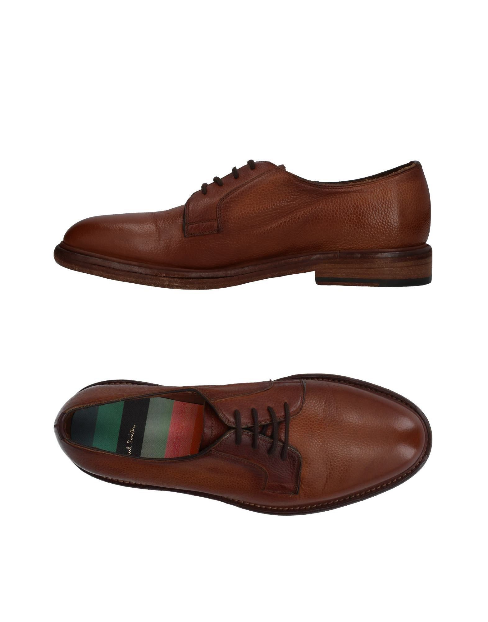 PAUL SMITH Обувь на шнурках цены онлайн