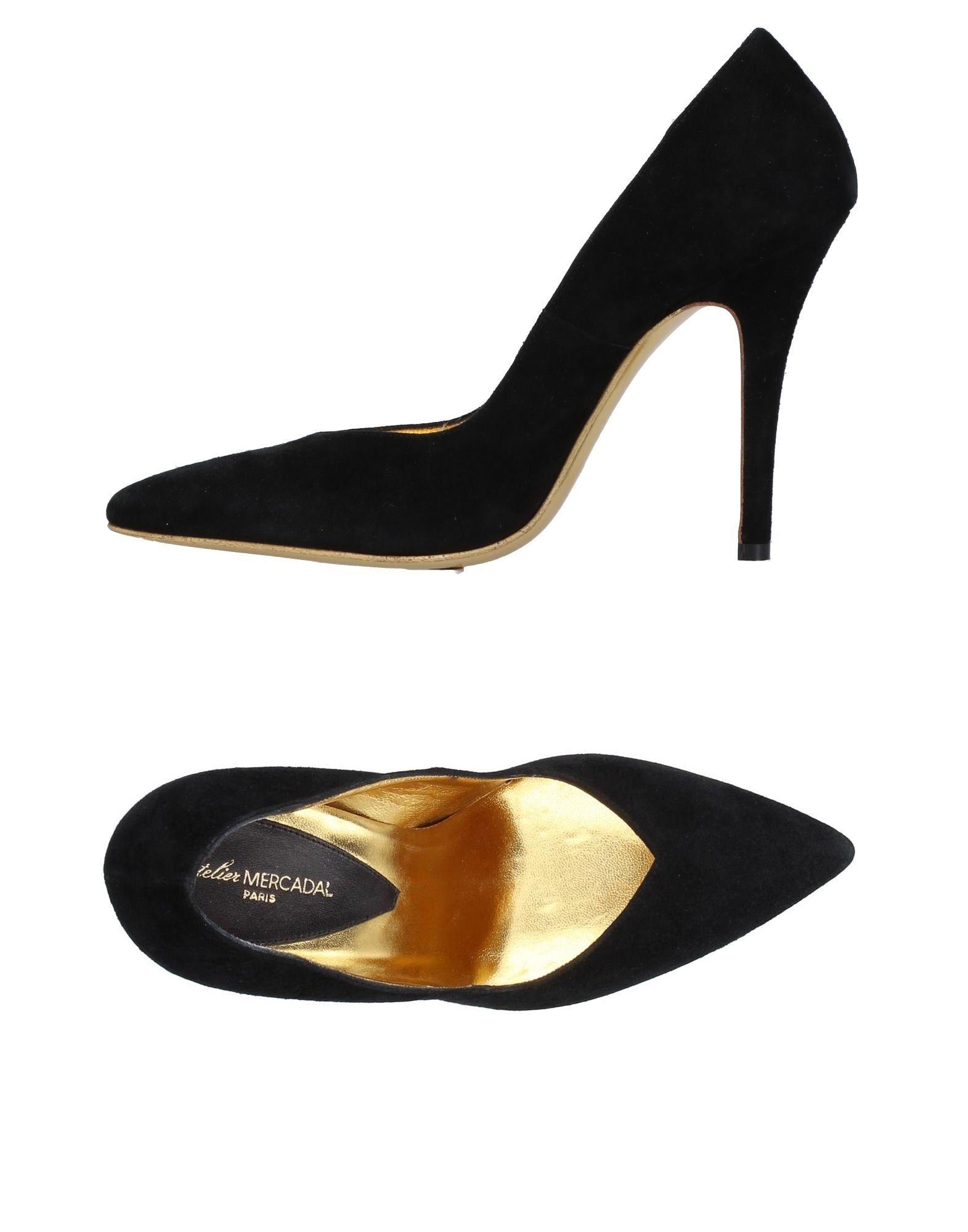 ATELIER MERCADAL Туфли цены онлайн