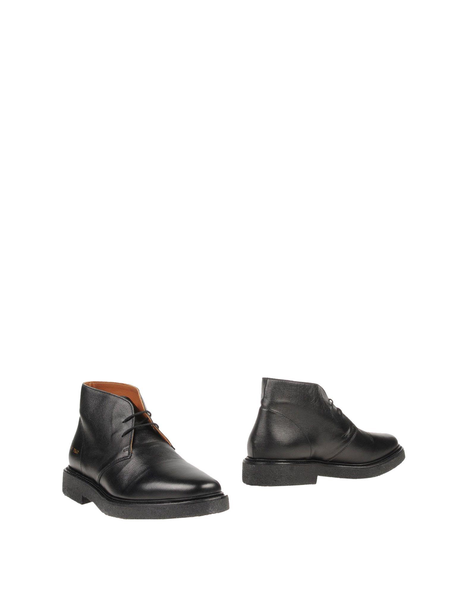 woman by common projects полусапоги и высокие ботинки COMMON PROJECTS Полусапоги и высокие ботинки