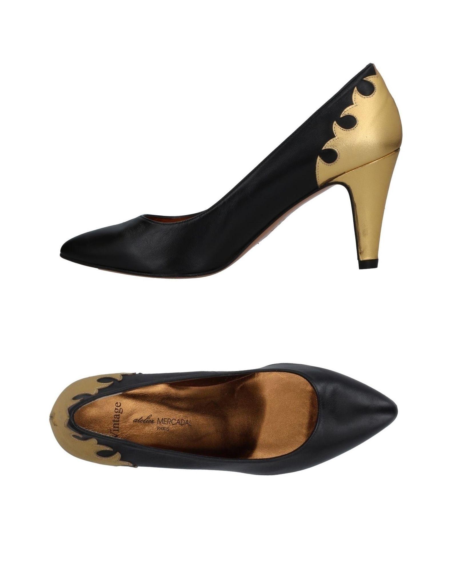 ATELIER MERCADAL VINTAGE Туфли цены онлайн
