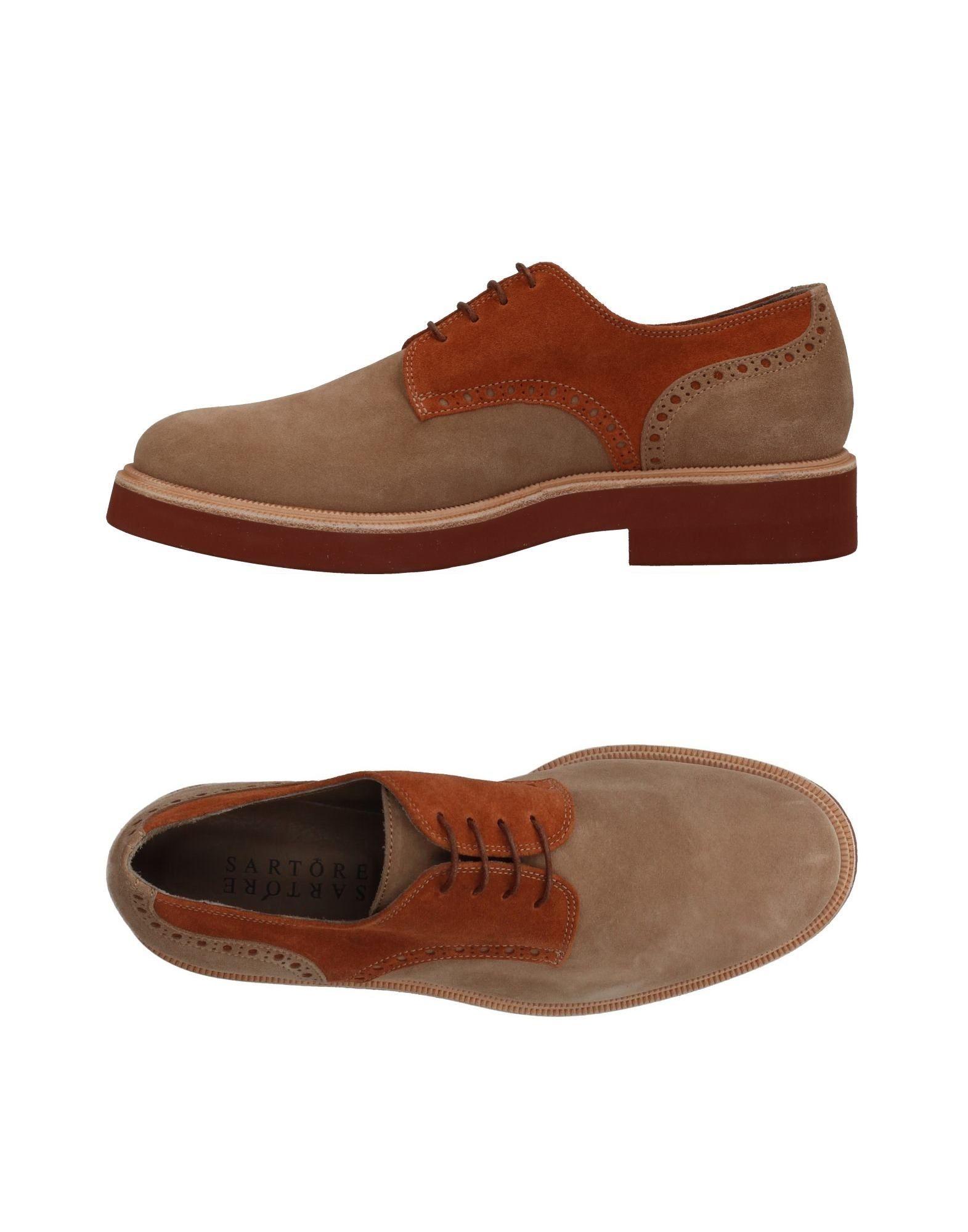 SARTORE Обувь на шнурках цены онлайн