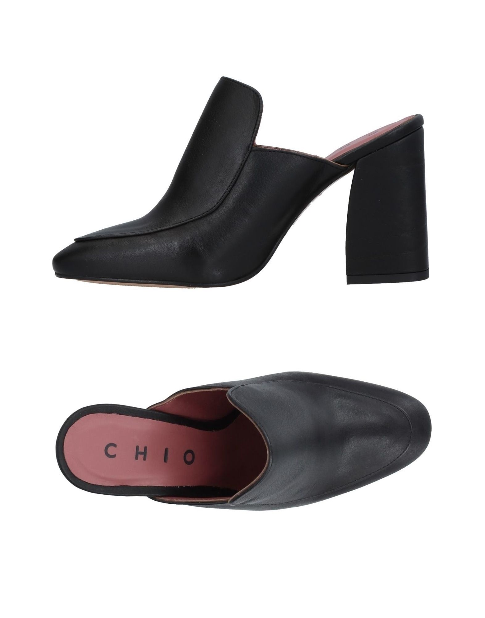 CHIO Loafers in Black