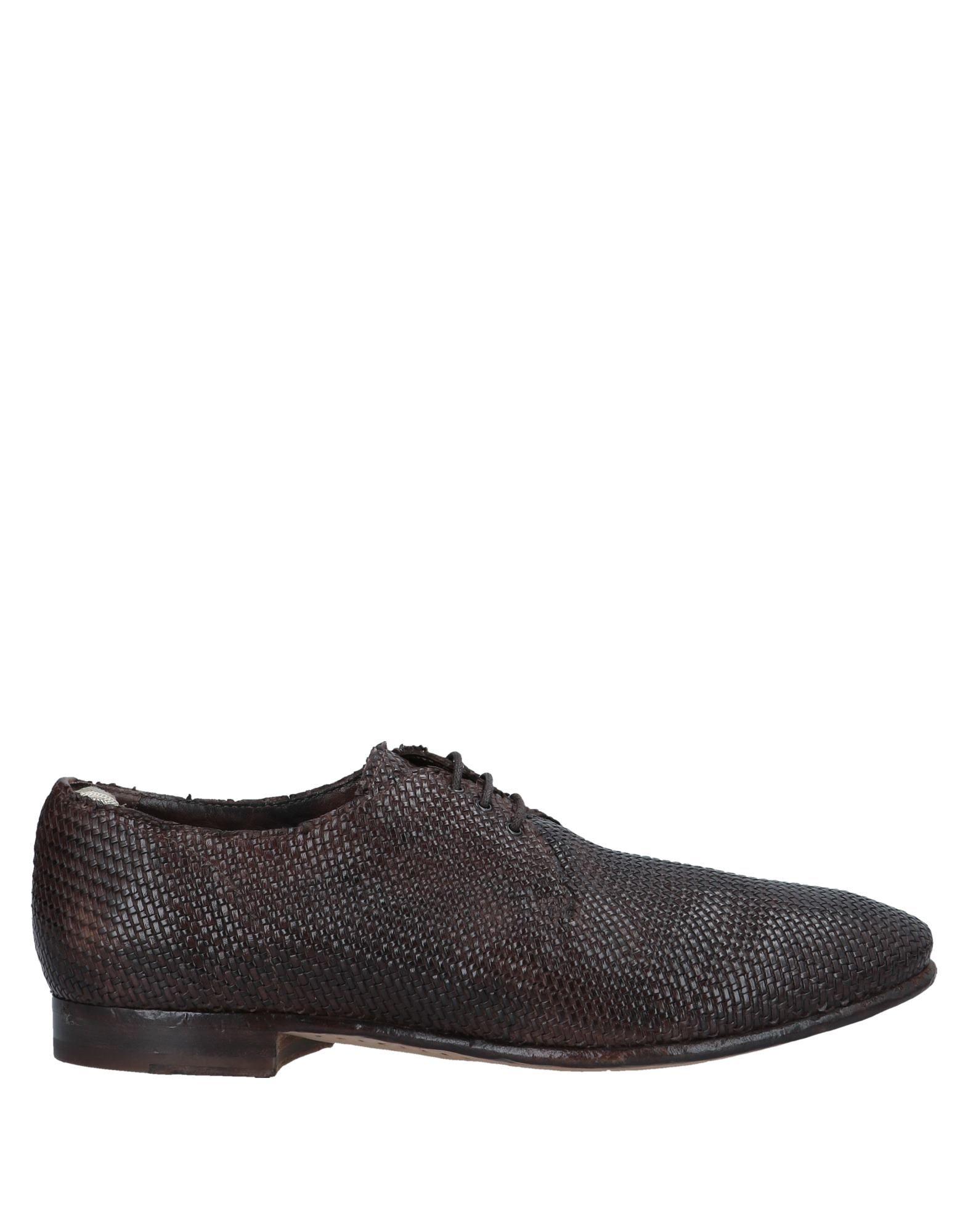 OFFICINE CREATIVE ITALIA Обувь на шнурках griff italia обувь на шнурках