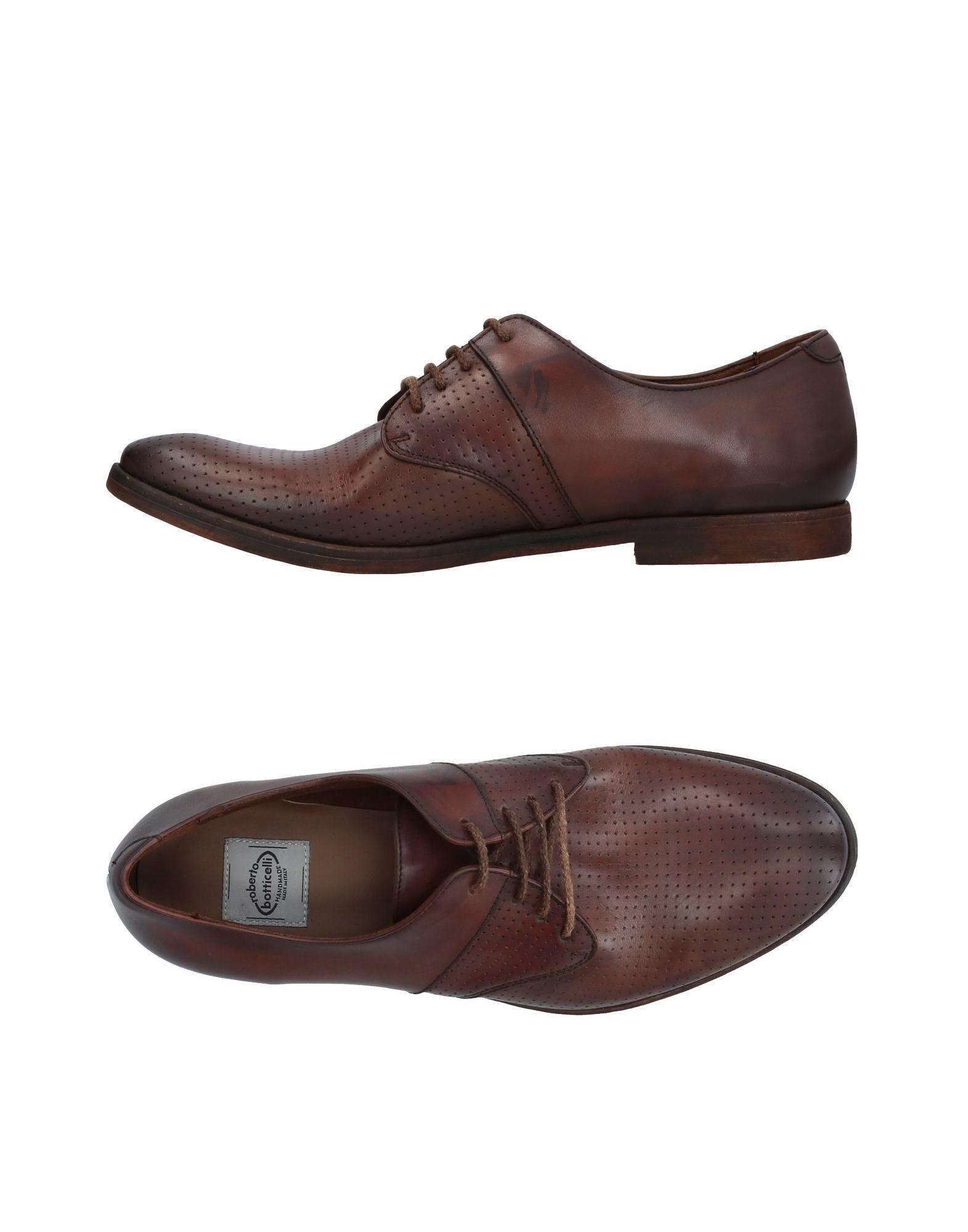 ROBERTO BOTTICELLI Обувь на шнурках roberto botticelli br6154p