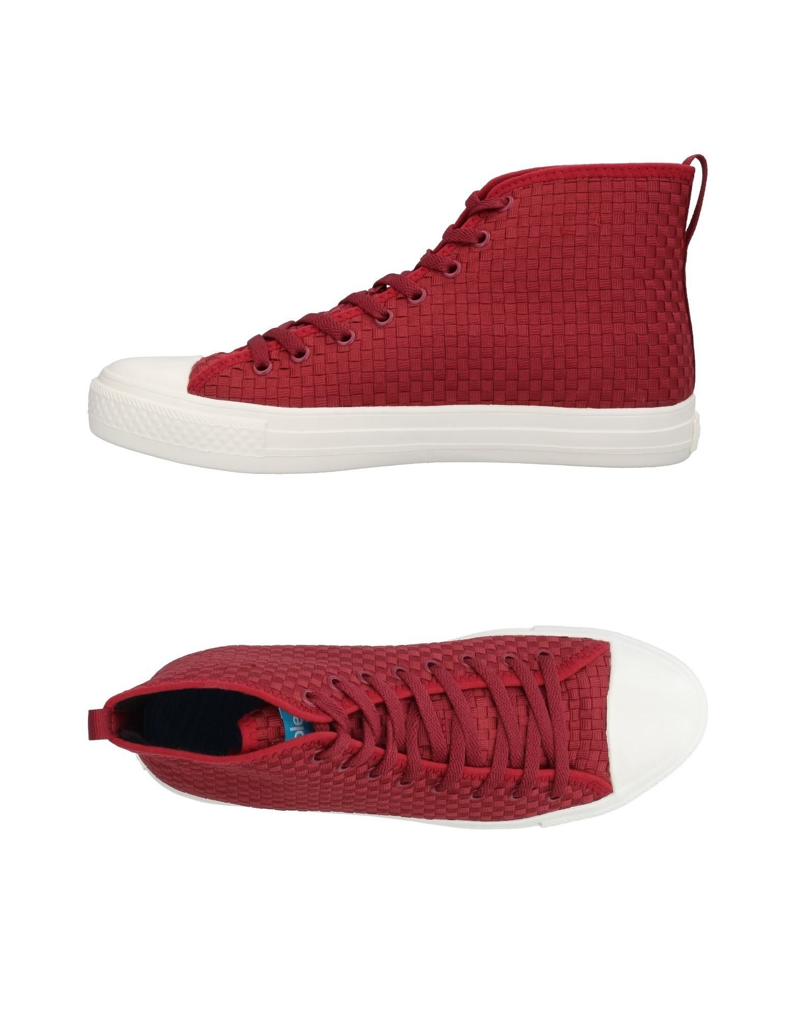 PEOPLE FOOTWEAR Sneakers in Maroon