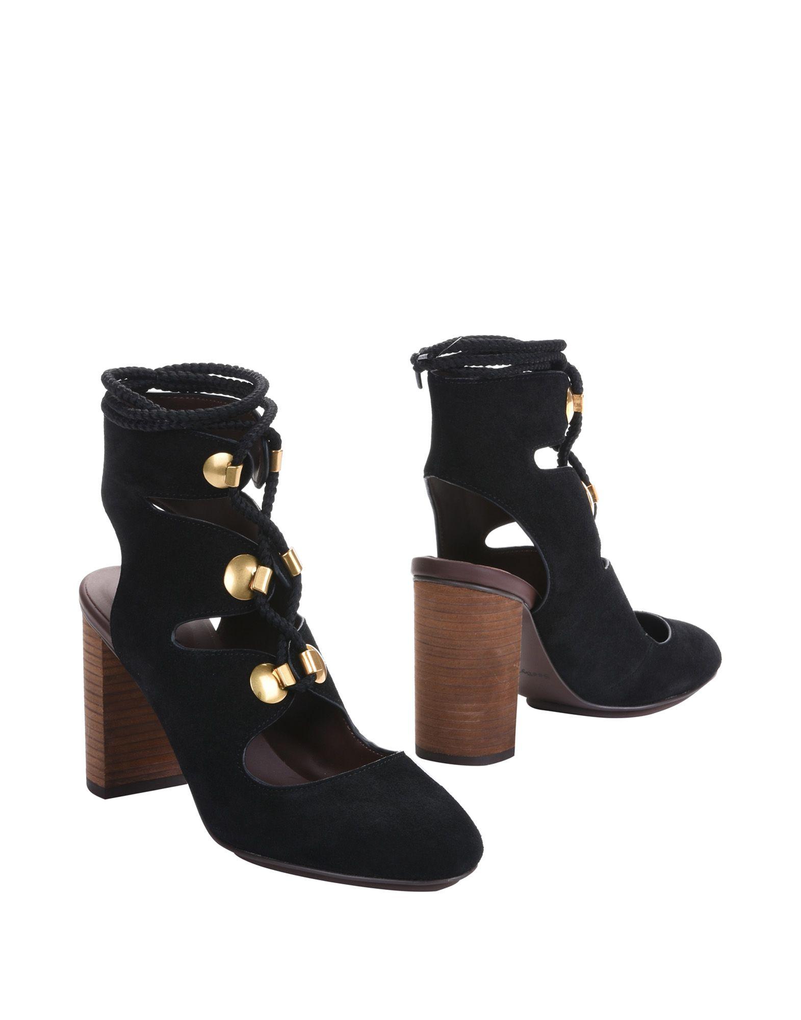 SEE BY CHLOÉ Полусапоги и высокие ботинки