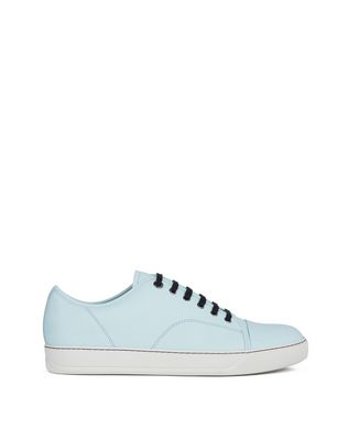 LANVIN Sneakers U DBB1 MATTE CALFSKIN LEATHER SNEAKER F