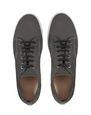 LANVIN Sneakers Man SUEDE CALFSKIN LEATHER SNEAKER f