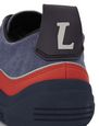 LANVIN Sneakers Man SUEDE CALFSKIN LEATHER DIVING SNEAKER f