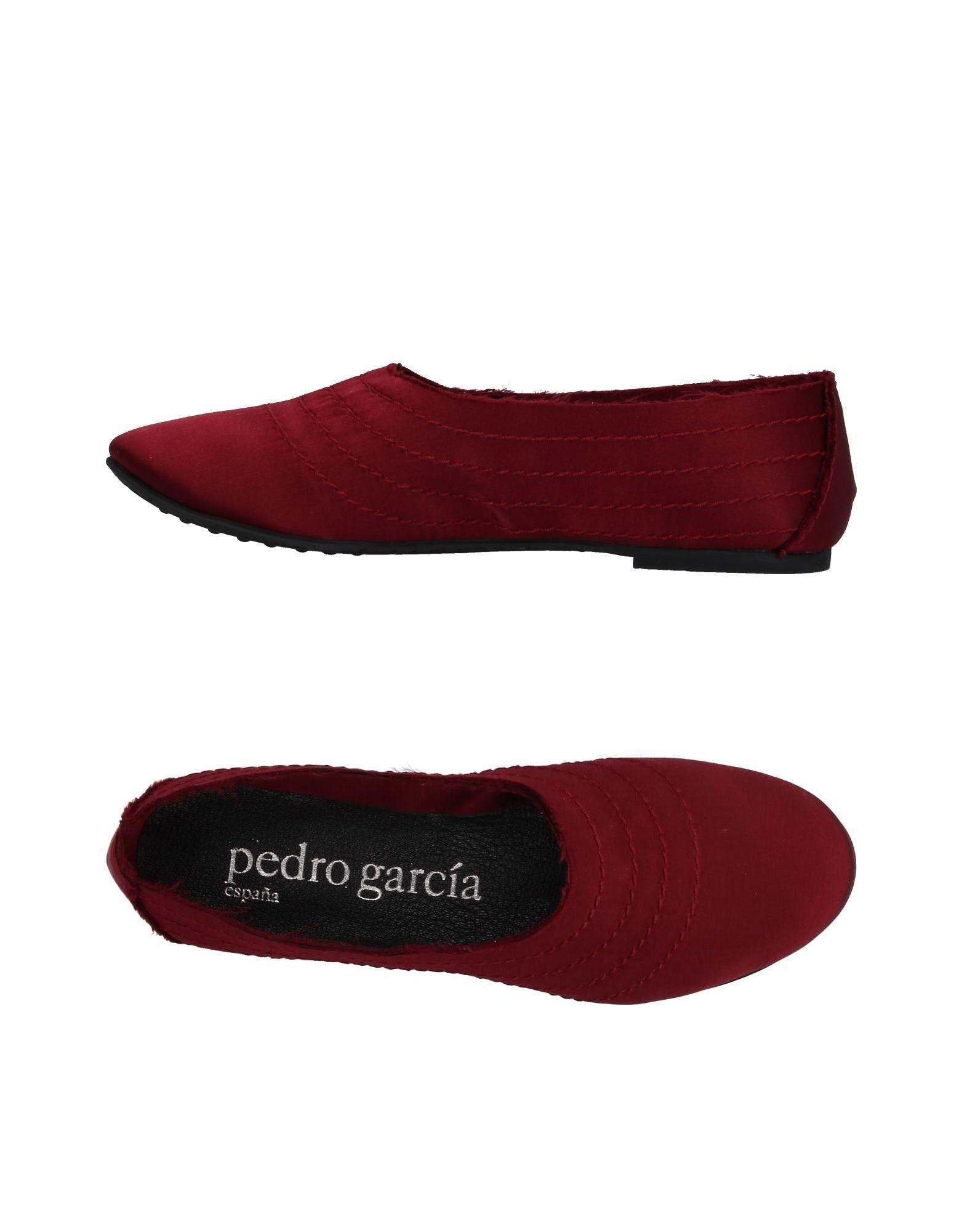 PEDRO GARCÍA Балетки цены онлайн