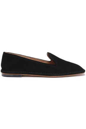 CASTAÑER Suede slippers