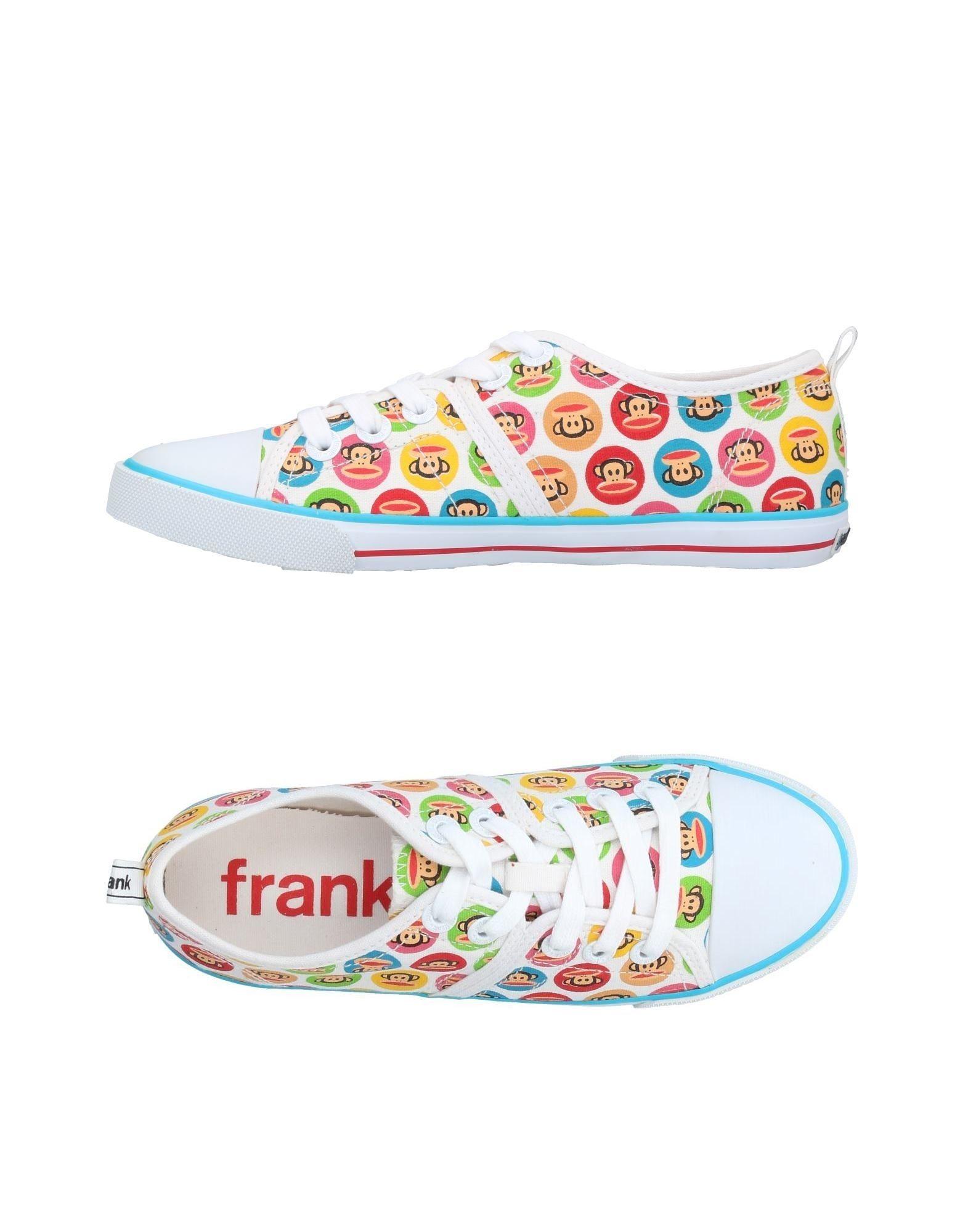 цена на PAUL FRANK Низкие кеды и кроссовки