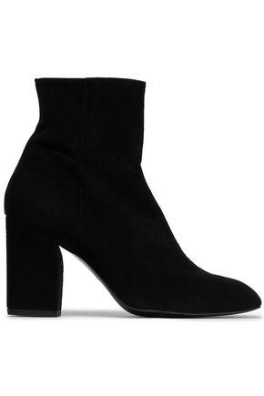 CASTAÑER Suede ankle boots