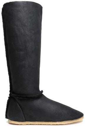 CASTAÑER Shearling boots