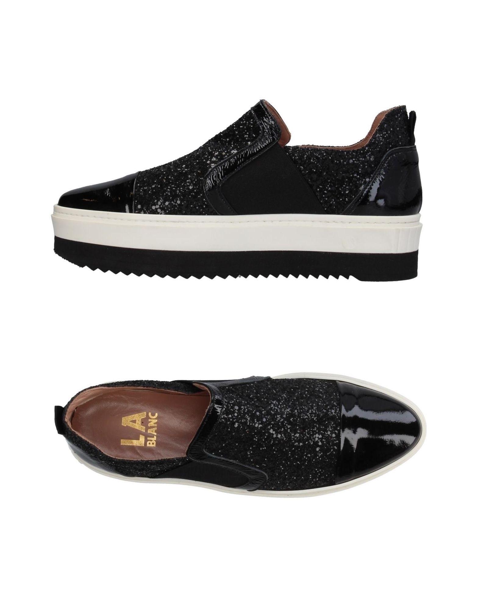 LA BLANC Низкие кеды и кроссовки кроссовки адидас la trainer купить