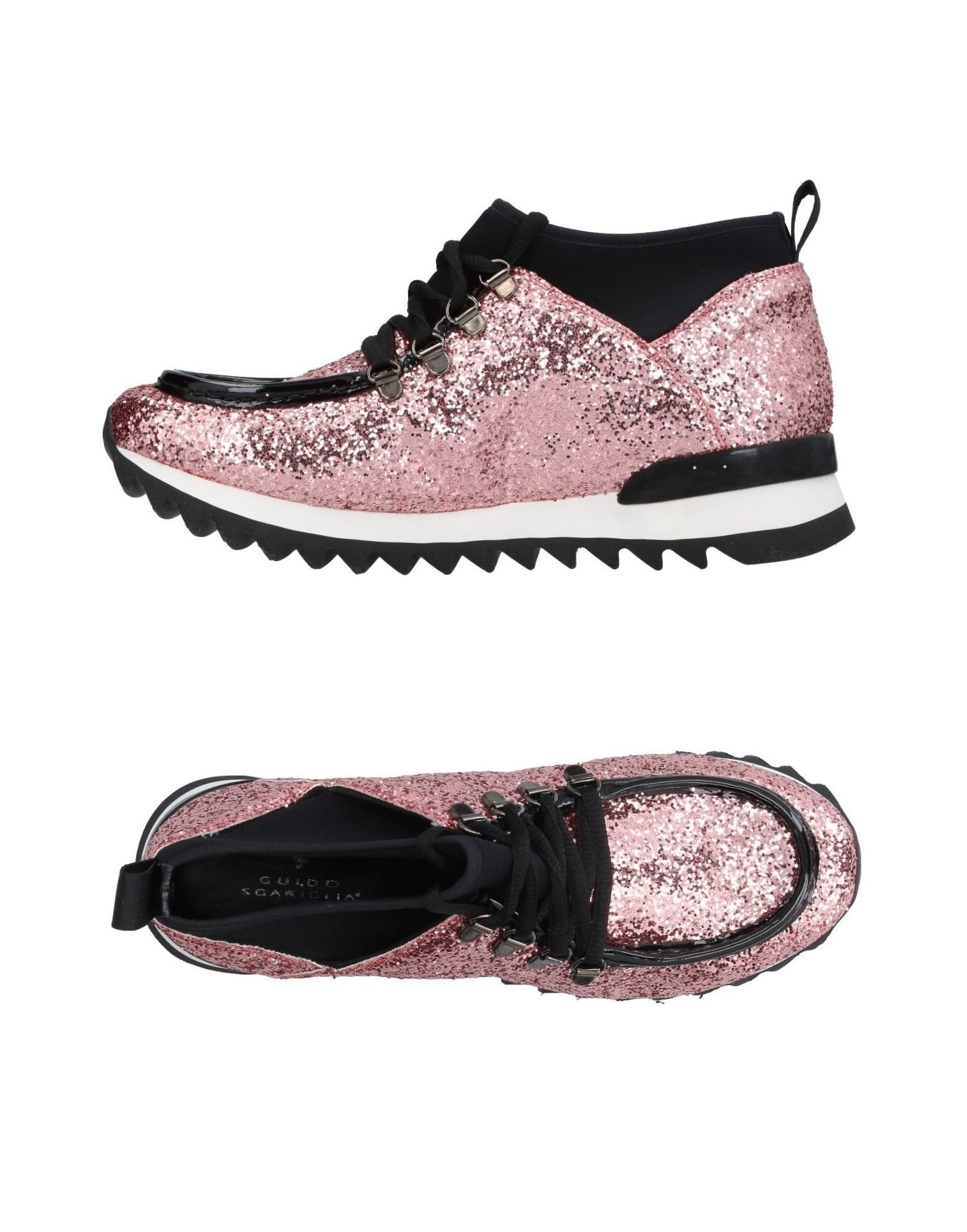 GUIDO SGARIGLIA Высокие кеды и кроссовки guido sgariglia низкие кеды и кроссовки