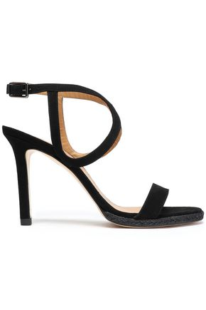 CASTAÑER Suede sandals