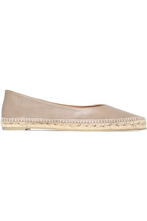 CASTAÑER Leather espadrilles