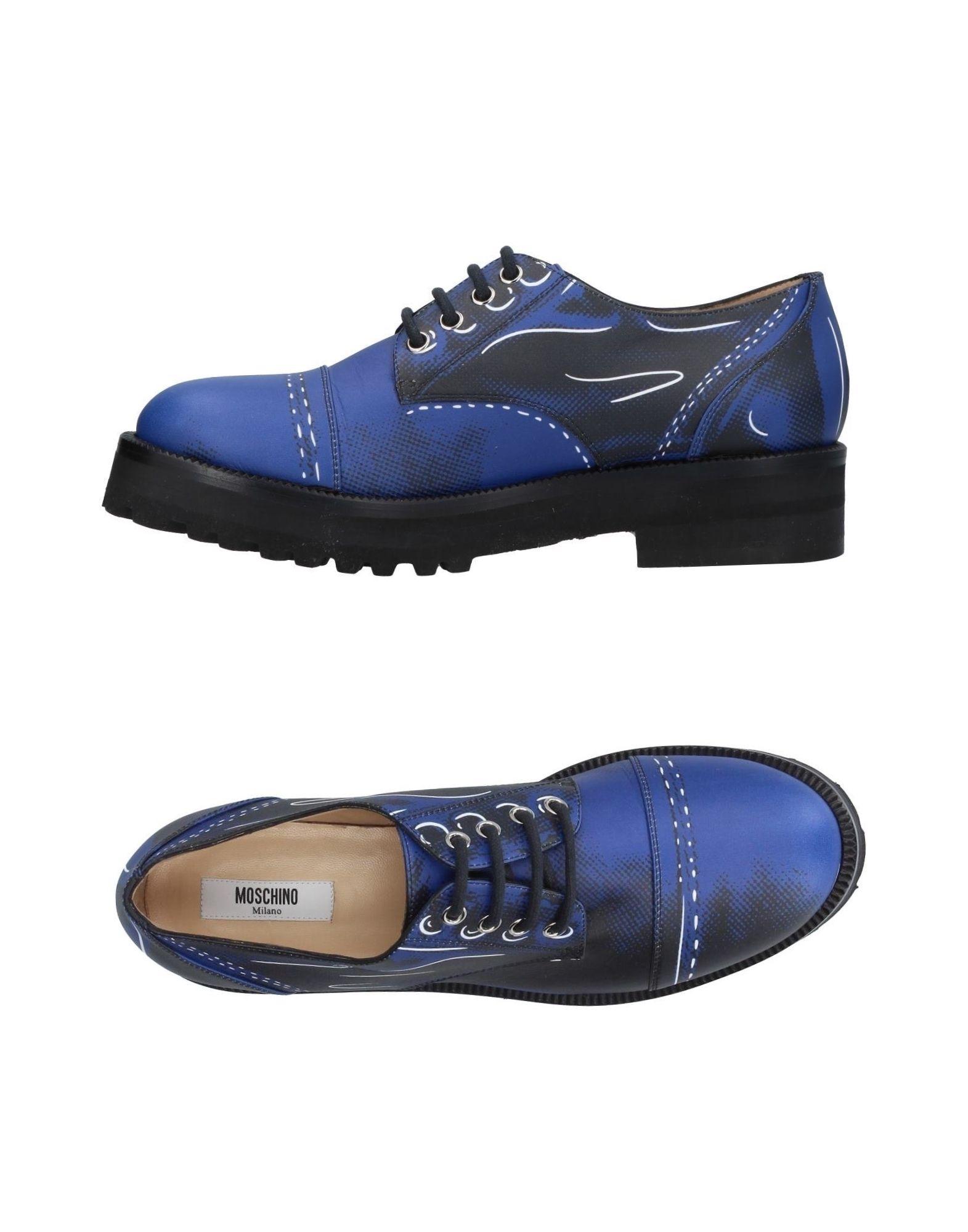 MOSCHINO COUTURE Обувь на шнурках moschino couture сандалии
