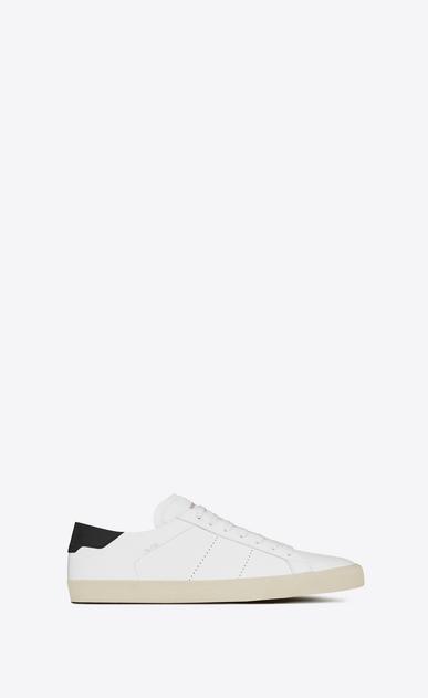 Cuir Laurent Saint Ysl Et Daim Sneakers Homme Montantes wUSCC8