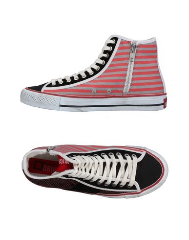 zapatillas D.A.T.E. ORIGINALS Sneakers abotinadas mujer