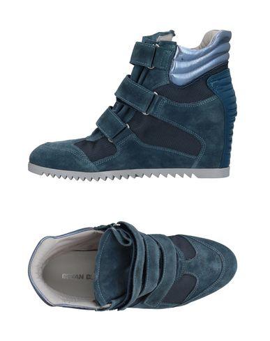 zapatillas BRYAN BLAKE Sneakers abotinadas mujer