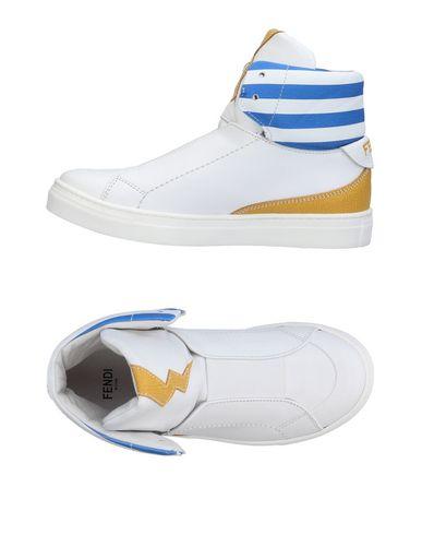 zapatillas FENDI Sneakers abotinadas infantil
