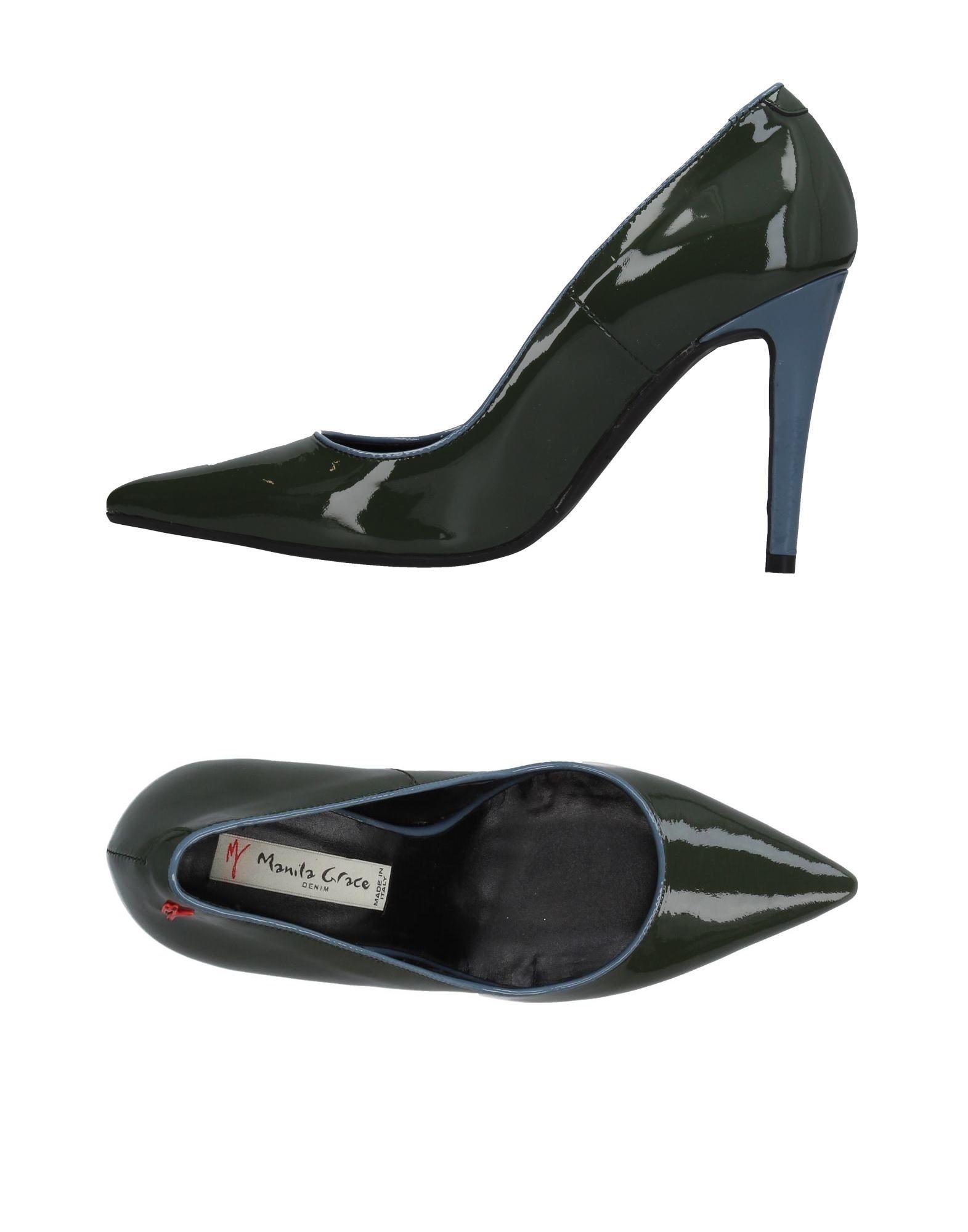 MANILA GRACE DENIM Туфли цены онлайн