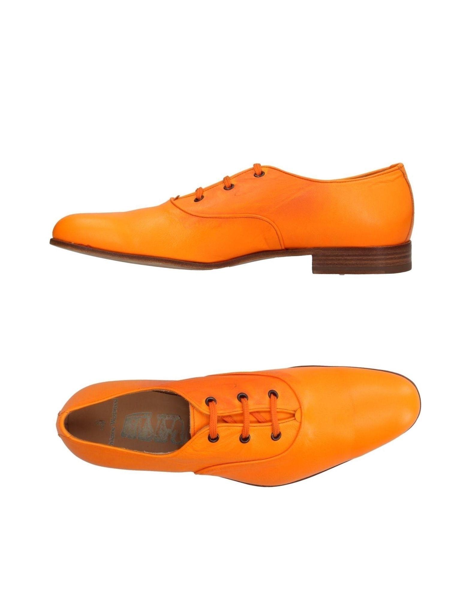 VIVIENNE WESTWOOD MAN Обувь на шнурках цены онлайн
