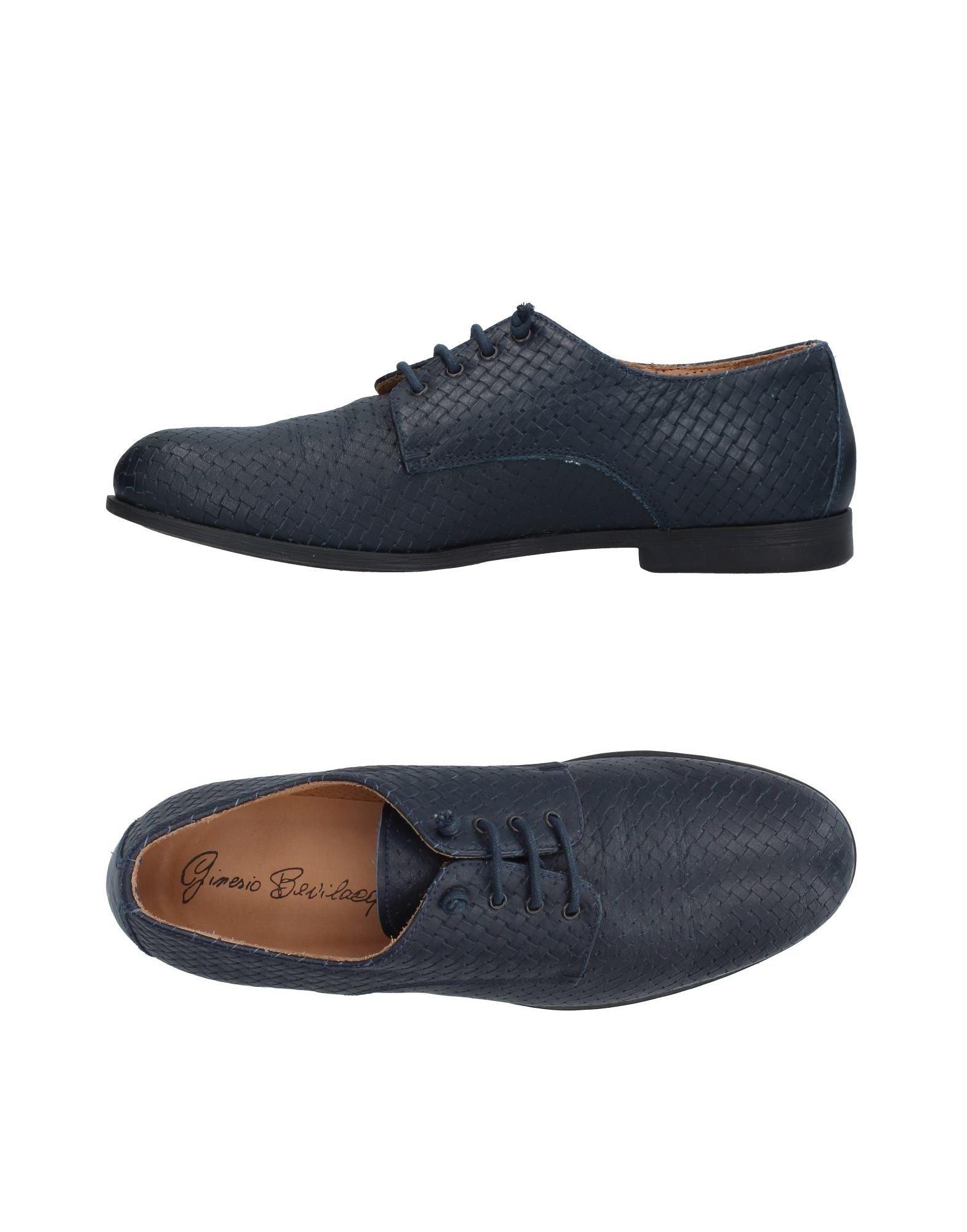 GINESIO BEVILACQUA Обувь на шнурках bevilacqua pубашка