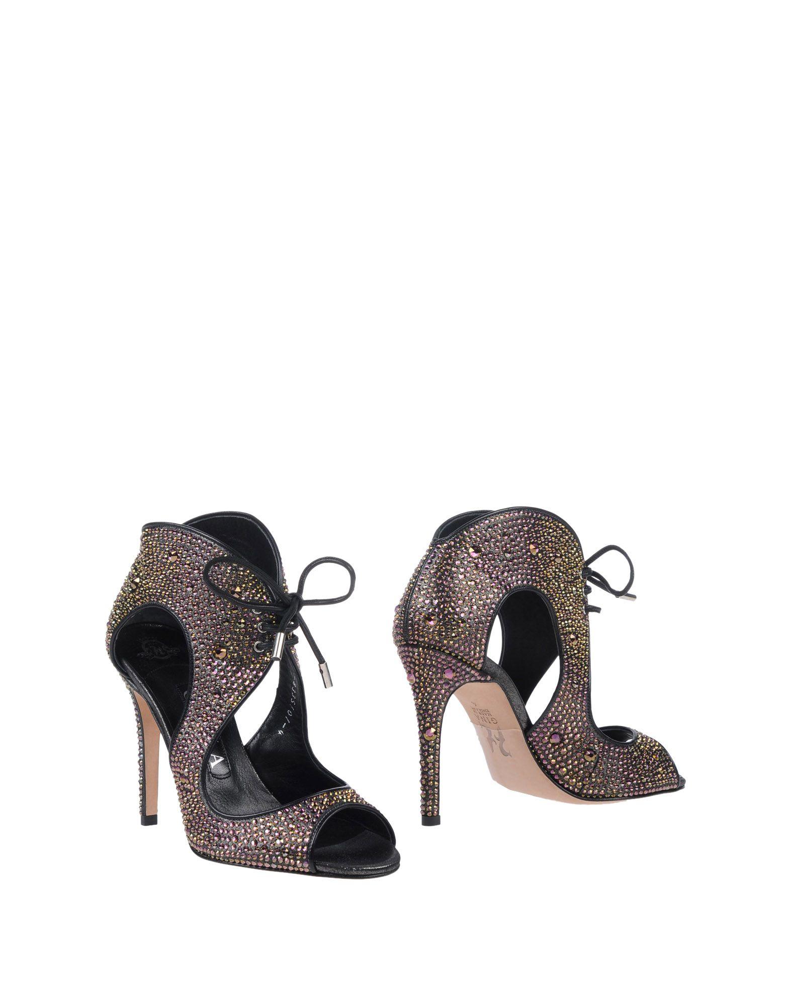 GINA Полусапоги и высокие ботинки
