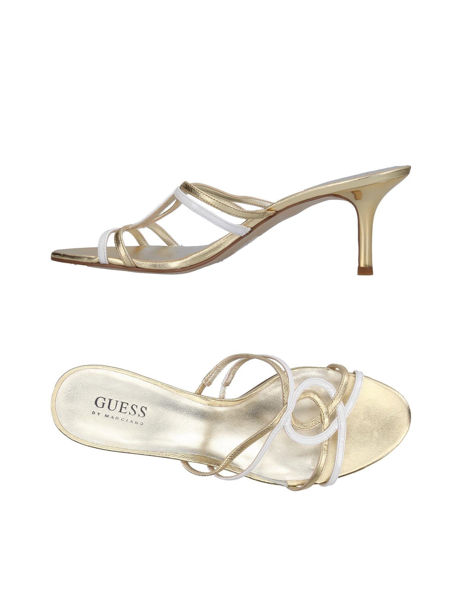 GUESS BY MARCIANO Сандалии сандалии guess flram2 lea03 beige