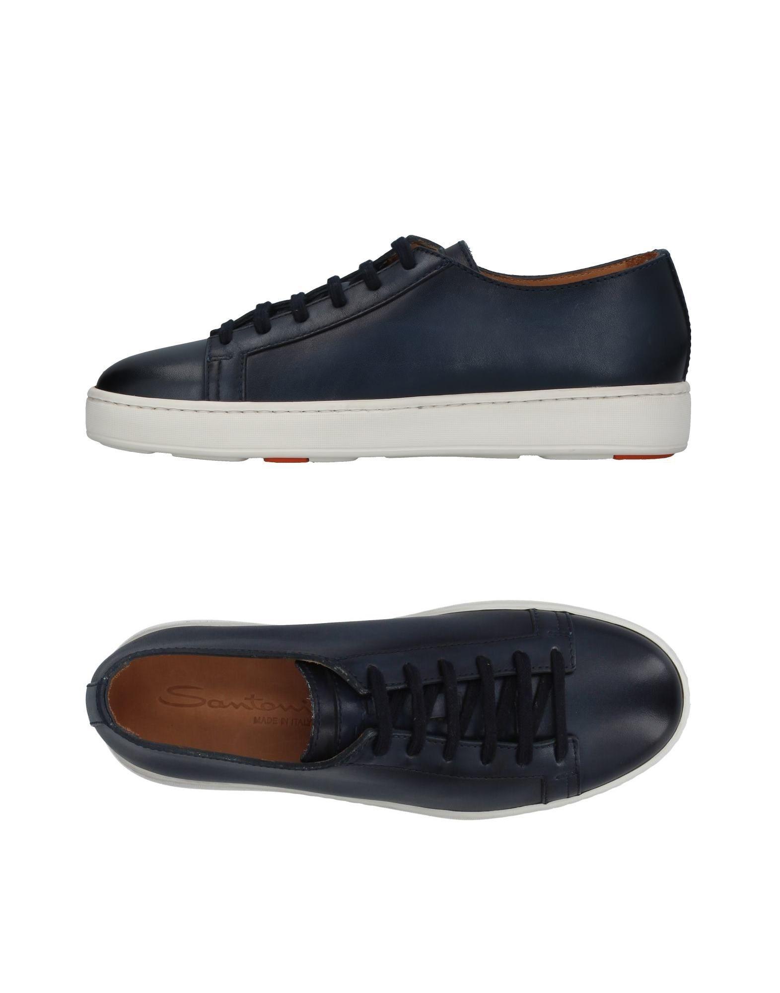 brooks низкие кеды и кроссовки SANTONI Низкие кеды и кроссовки