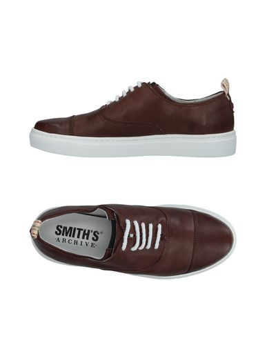 Sneackers Testa di moro donna SMITH'S AMERICAN Sneakers&Tennis shoes basse donna