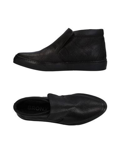 zapatillas BRONX Sneakers abotinadas mujer