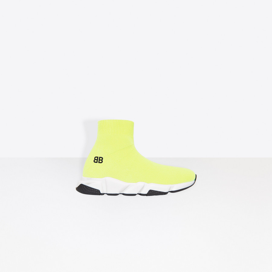 BALENCIAGA Kids - Speed Trainers Speed Shoes E f