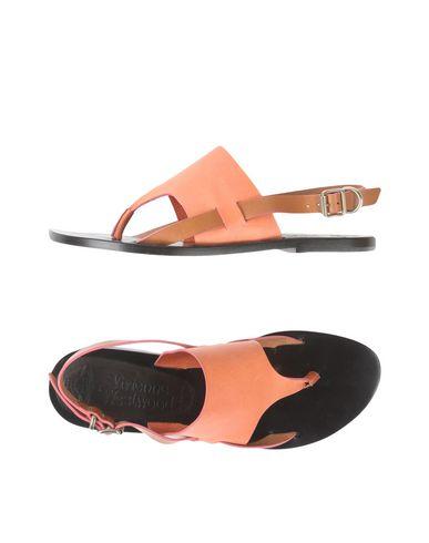 zapatillas VIVIENNE WESTWOOD Sandalias de dedo mujer